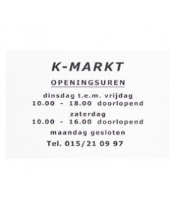 Openingsuren graveren winkelplaat nummerplaat Mechelen sloten en sleutels online